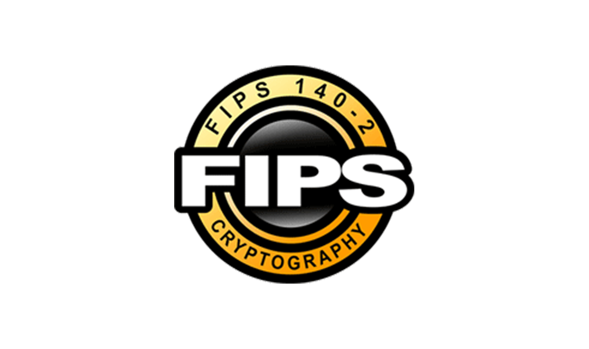 FIPS 140-2 Certified Data Encryption