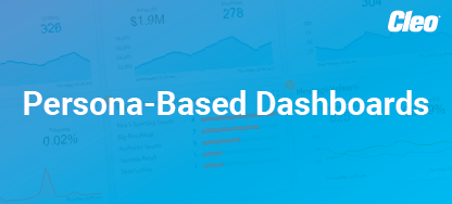 Persona Based Dashboards